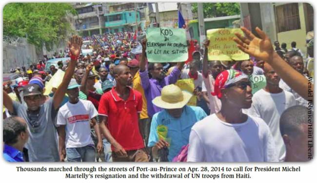 Jean Claude Duvalier sera-t-il transf�r�